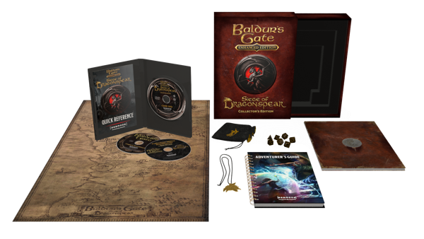 Baldur's Gate: Siege of Dragonspear Collectors Edition